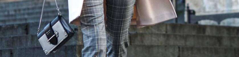 модата на малките дамски чанти